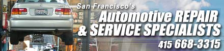 Auto Repair & Automotive Service Specialist
